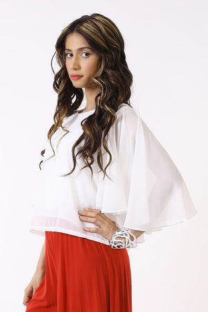 Mantra Pakistan BATWING TOP | TOPS