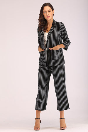 Mantra Pakistan STRIPED SUIT | DRESS