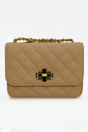 Mantra Pakistan QUILTED HANDBAG | ACCESSORIES