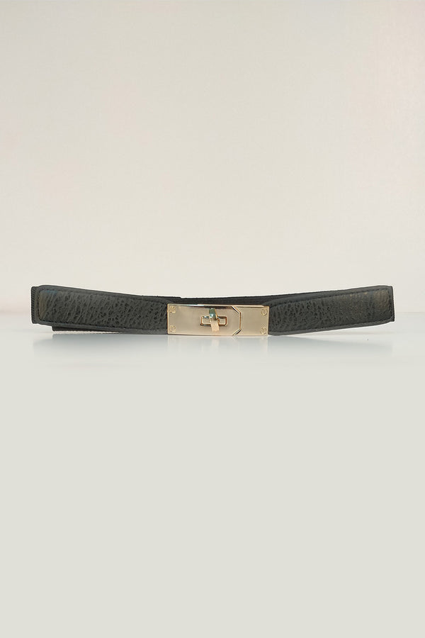 Mantra Pakistan SLEEK BAR BUCKLE BELT | ACCESSORIES