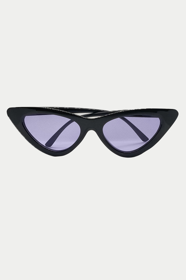 BLACK CAT EYE SUNGLASSES - Mantra Pakistan