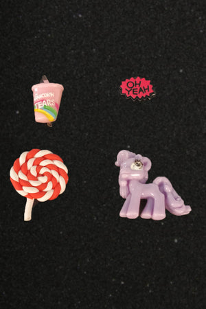 UNICORN & LOLLIPOP PINS