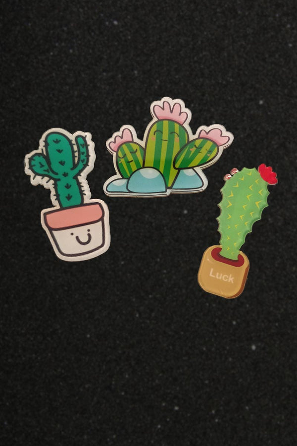 Mantra Pakistan CACTUS PINS | ACCESSORIES