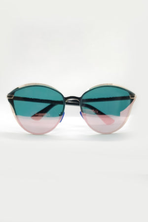 Mantra Pakistan DUAL SHADE BUTTERFLY SUNGLASSES | ACCESSORIES