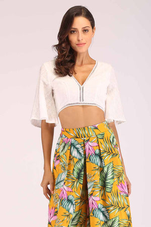 RIK RAK CROP TOP