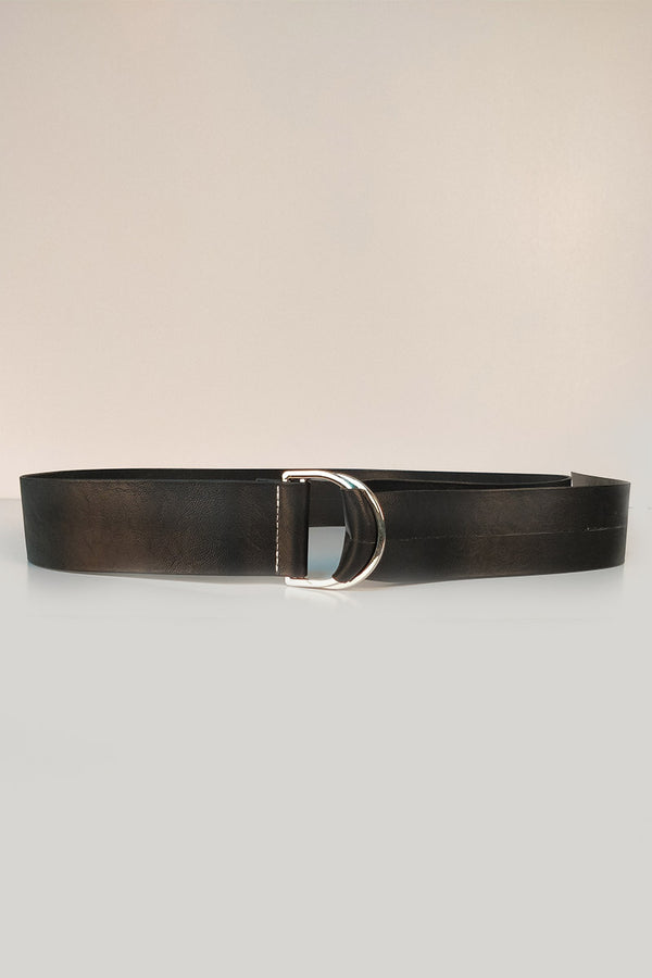 LIGHT FAUX LEATHER BELT - Mantra Pakistan