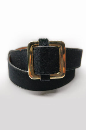 Mantra Pakistan Velvet Belt | ACCESSORIES