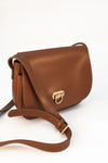 CROSSBODY BAG WITH GOLD CLASP