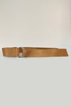 LIGHT FAUX LEATHER BELT