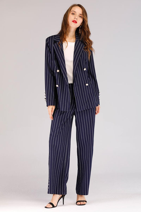 PIN STRIPE SUIT