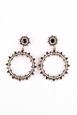 Mantra Pakistan BOHO RING EARRINGS | ACCESSORIES