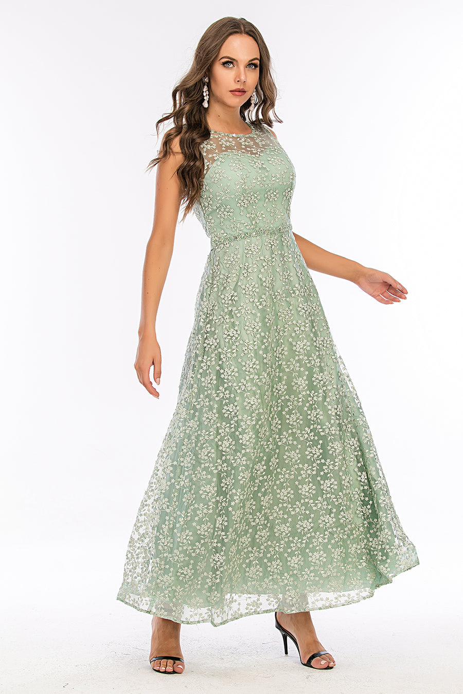 Mantra Pakistan Dress with Stones Details | Western Wear
