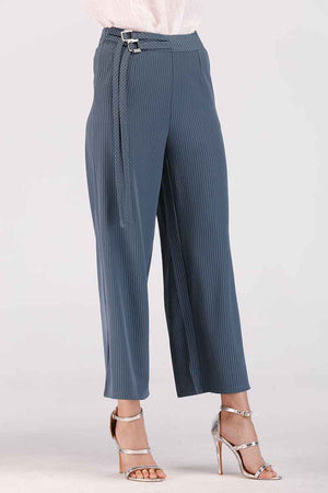 Mantra Pakistan PINSTRIPE PANTS | BOTTOMS