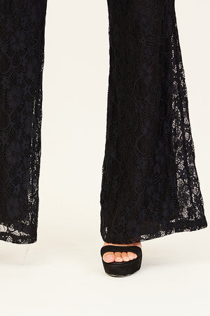 Mantra Pakistan LACE PANTS | BOTTOMS