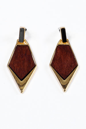 Mantra Pakistan EARRING 197 WITH STONE | ACCESSORIES