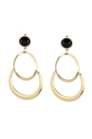 Mantra Pakistan LAYERED RINGS EARRINGS | ACCESSORIES