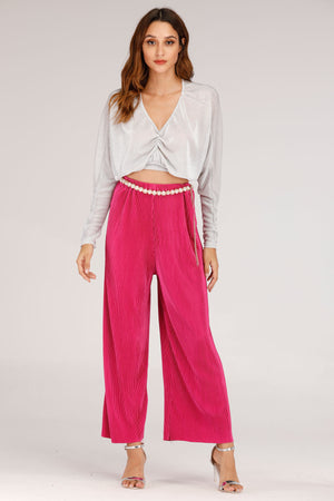 Mantra Pakistan PLEATS PANT | BOTTOMS