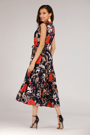 Mantra Pakistan PRINTED LONG DRESS | DRESS