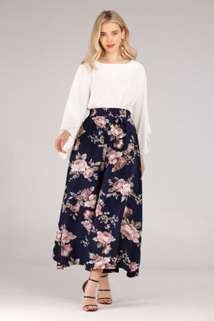 FLOWY PANTS - Mantra Pakistan