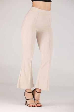 BEIGE PANTS - Mantra Pakistan