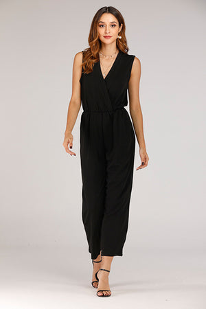 Mantra Pakistan SLEEVELESS  KNIT BLACK  JUMPSUIT | DRESS