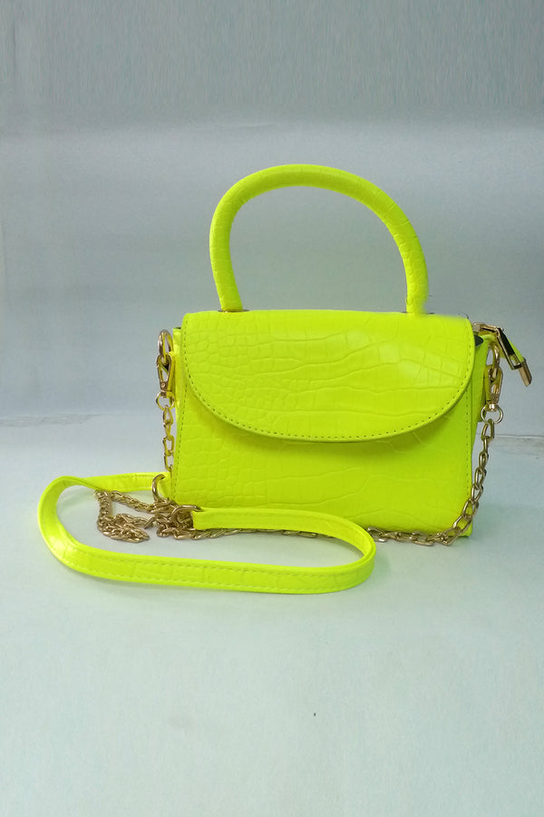 Crocodile Handbag - Mantra Pakistan