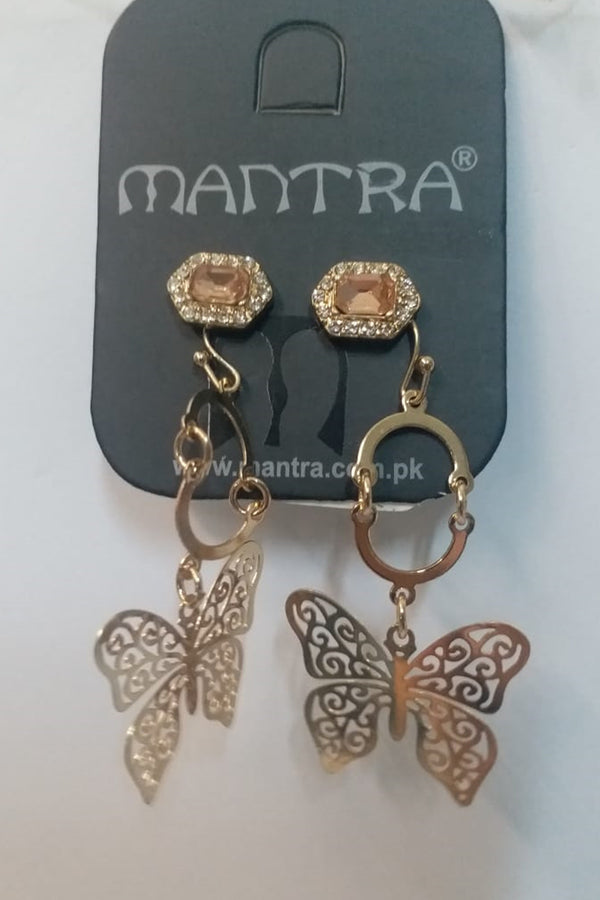 Butterfly And Stud Pack - Mantra Pakistan