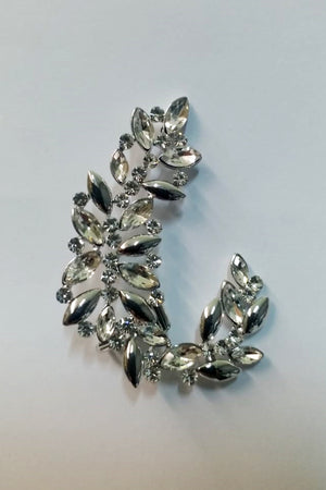 Mantra Pakistan Diamond Leaf Ear Cuff | ACCESSORIES