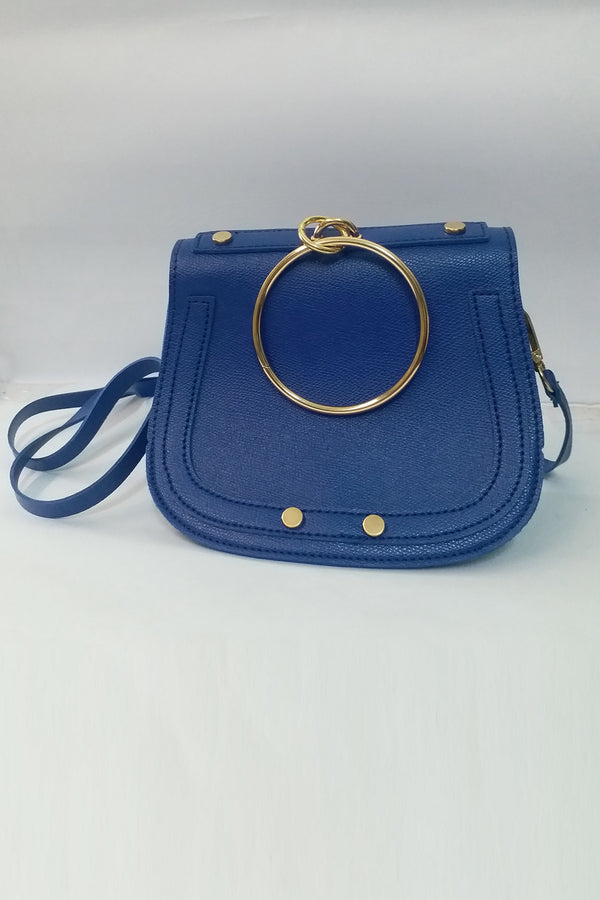 Mantra Pakistan Blue Bag | ACCESSORIES