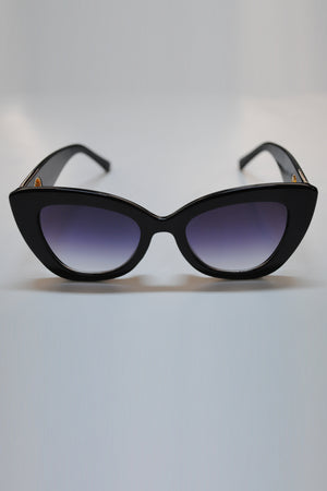 Mantra Pakistan Chunky Cat Eye Sunglasses | ACCESSORIES
