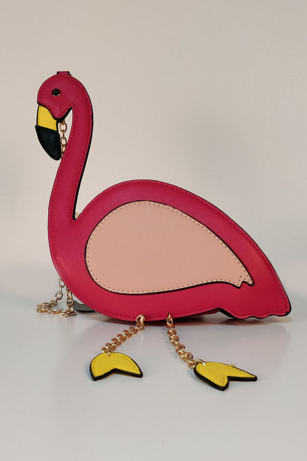 Mantra Pakistan FLAMINGO SHAPED BAG | ACCESSORIES