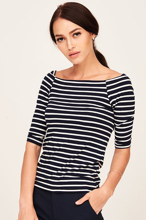 Mantra Pakistan STRIPED TEE | TOPS