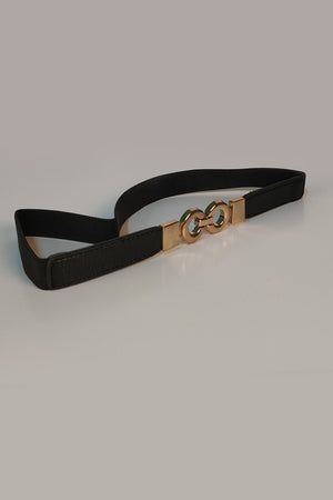 Mantra Pakistan DOUBLE RING BUCKLE BELT | ACCESSORIES