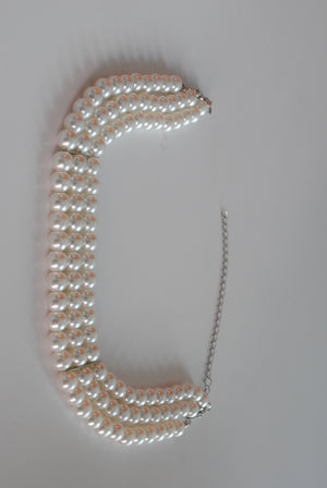 Mantra Pakistan Pearl Choker | ACCESSORIES