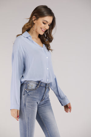 Mantra Pakistan Casual Button Down Shirt | TOPS