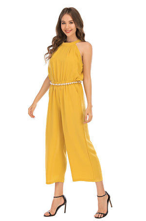Yellow Jumpsuit