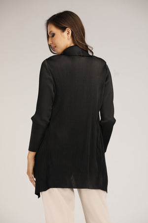 Pleated Shrug