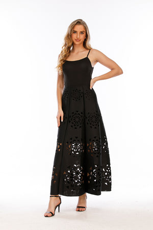 Mantra Pakistan Cut Out Long Skirt |