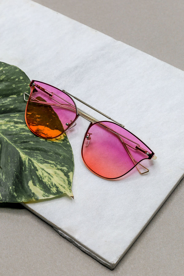 Mantra Pakistan Pentagon sunglasses | ACCESSORIES
