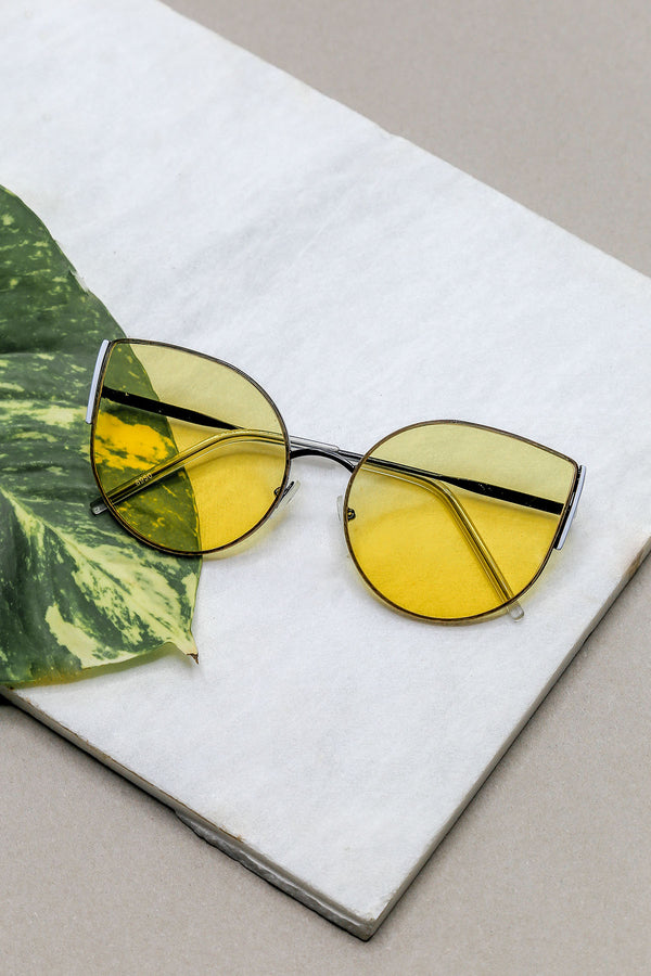 Mantra Pakistan Round shaded Sunglasses | ACCESSORIES