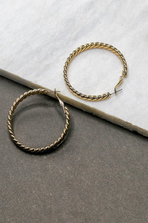Mantra Pakistan Golden Hoop Packs | ACCESSORIES