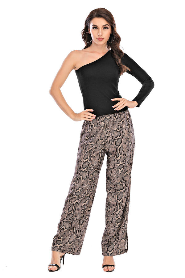Mantra Pakistan Snake Pants | Western Wear