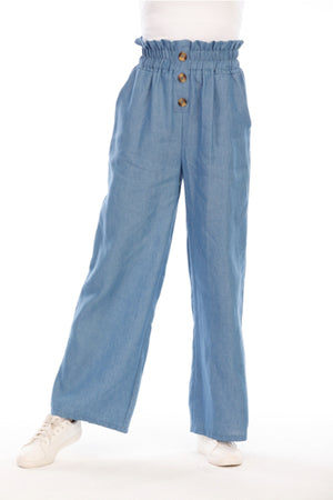 Mantra Pakistan Denim Trouser | Western Wear