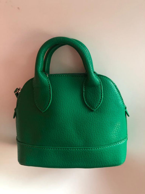 Mantra Pakistan Green Handbag | ACCESSORIES