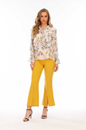 Mantra Pakistan Chain Pants | Western Wear