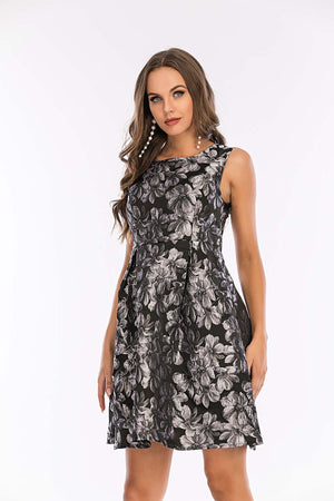 Mantra Pakistan Floral Dress | Western Wear