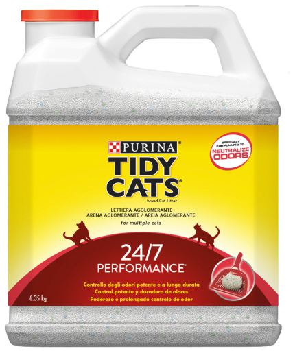 TIDY CATS Areia Crystal Blend