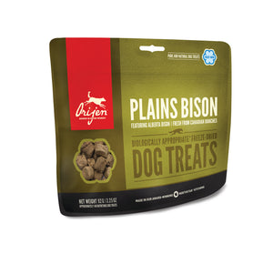 Recompensas - Treats Plains Bison Dog