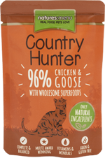COUNTRY HUNTER FRANGO & GANSO Gato