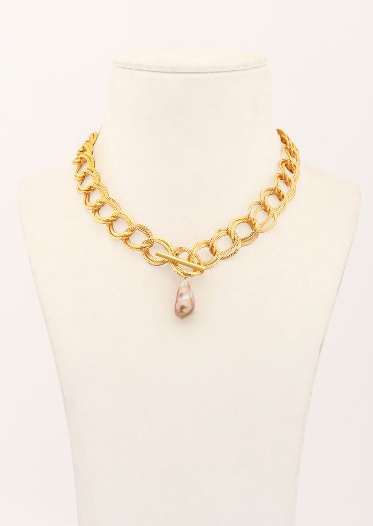 Esta Link Chain Necklace